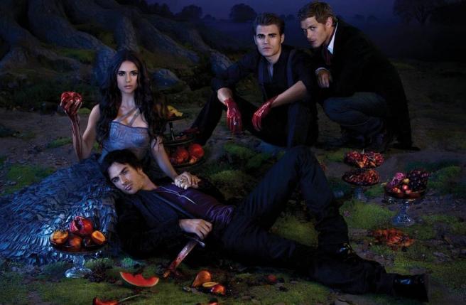 1. vampire diaries