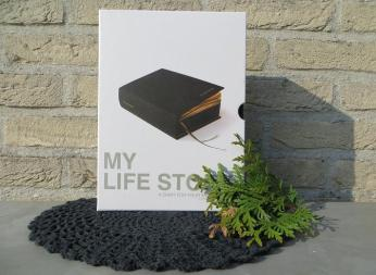 Book My Life Story, dagboek voor het leven, megagadgets