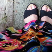 OOTD | Maxi Dress van Boohoo.com