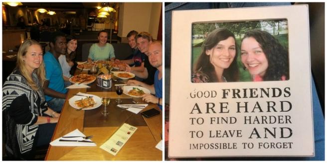 Restaurant, Italiaan, Utrecht, Friends