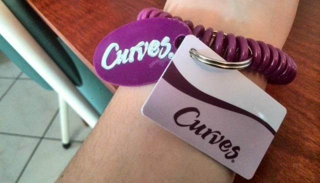 Sporten bij Curves