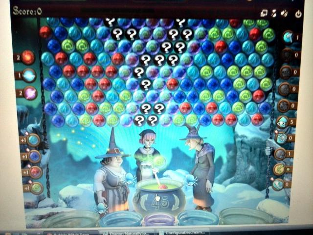 Bubble Witch Saga 1 facebook