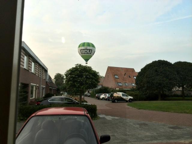 Barneveld BDU luchtballon