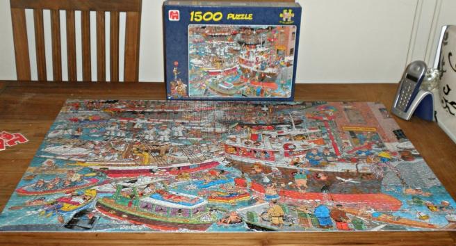 Jan van Haasteren puzzels 1500 puzzle