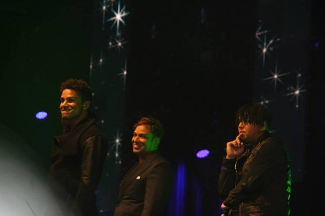 3T in Nederland 27 september 2014 Ahoy Back to the 90s ,3t onmoeten amsterdam 2014
