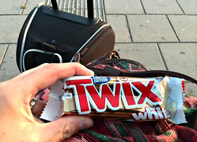 Twix. Fotodagboek #19  Oktober 2014 deel 1