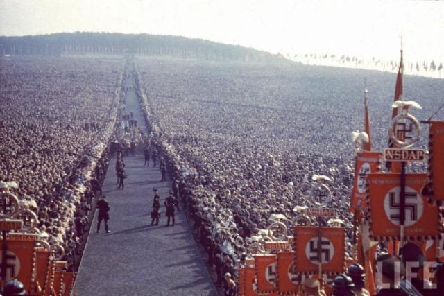 Zeldzame historische foto's