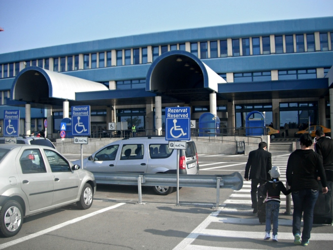 Henri Coandă International Airport (Otopeni), Bucharest, Roemenië