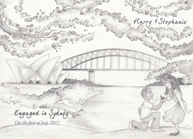 Persoonlijk | Mijn verloving in Sydney, Australië