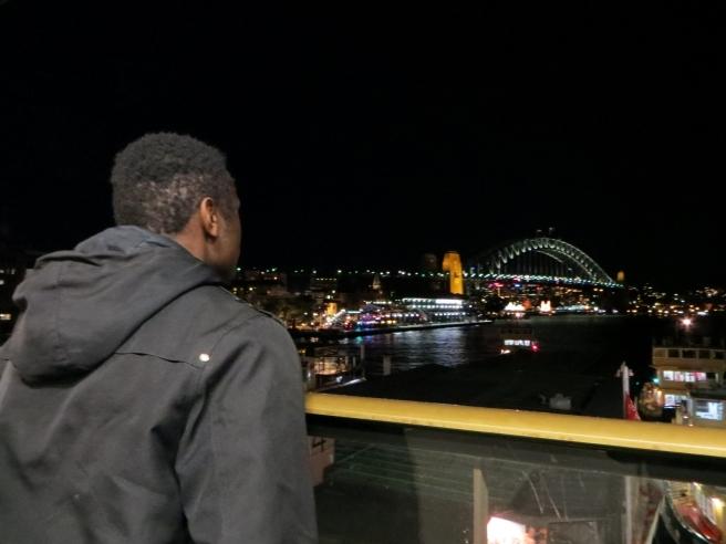 Persoonlijk | Mijn verloving in Sydney, Australië. Harbour Bridge.