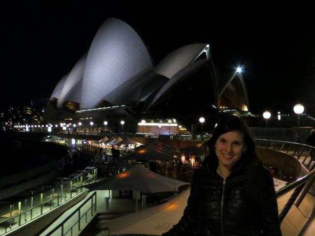 Persoonlijk | Mijn verloving in Sydney, Australië. Opera House