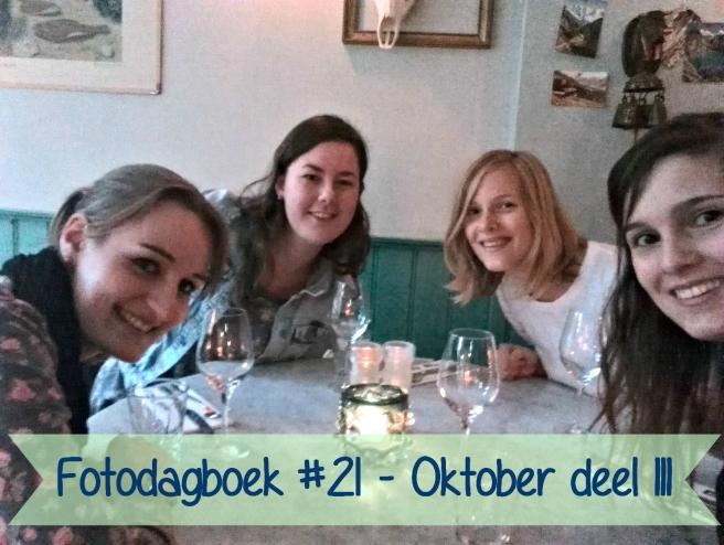 Fotodagboek #21| Oktober 2014 deel 3