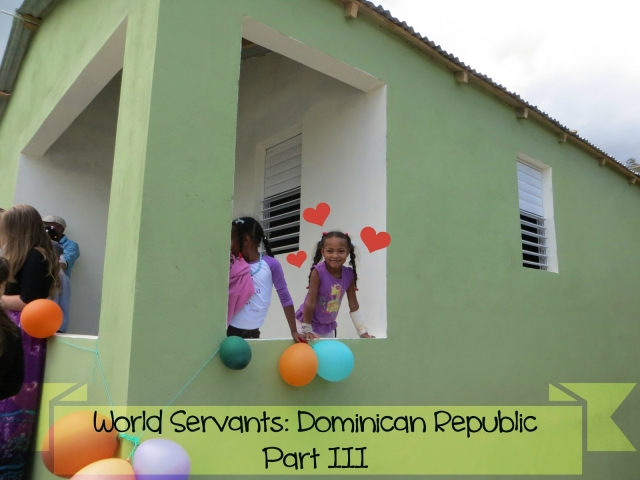 Dominicaanse Republiek met World Servants