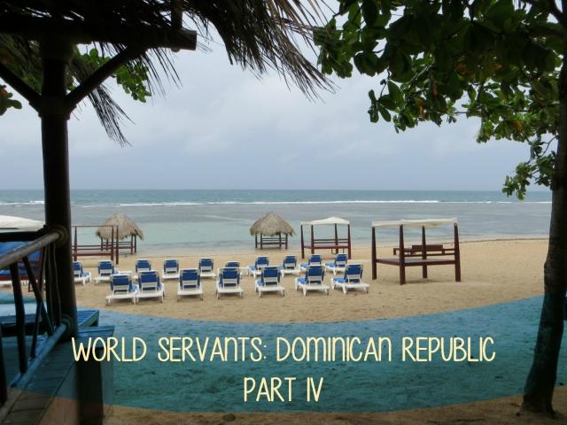 Dominicaanse Republiek | Deel 4: Vrijwilligerswerk met World Servants