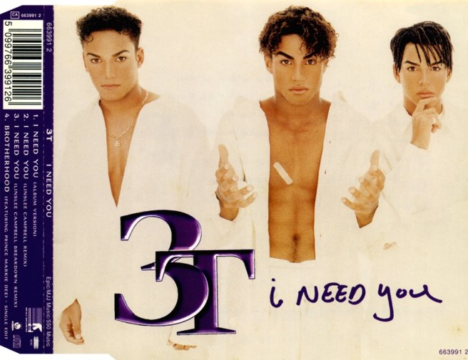 3T I NEED YOU. 3T ontmoeten amsterdam 2014
