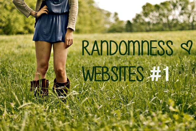 Randomness | Websites #1