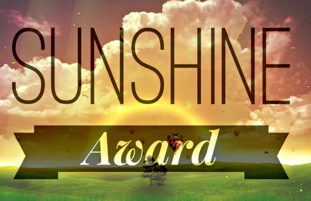 Tag | Sunshine Blogger Award #2
