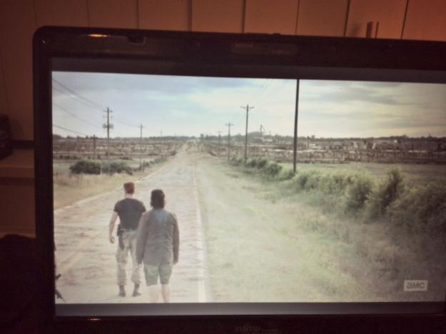 The Walking Dead maandag 10 november 2014