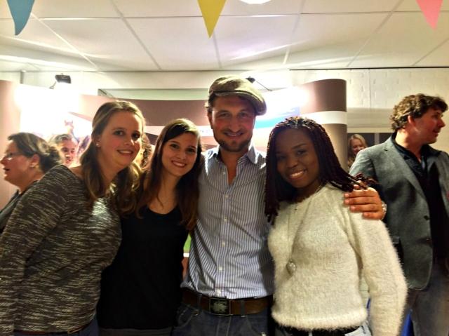 Event | Paraveterinair van het jaar 2014 Groenhorst Barneveld