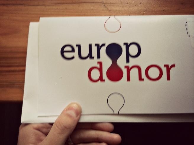Europdonor aanvraag stamceldonor