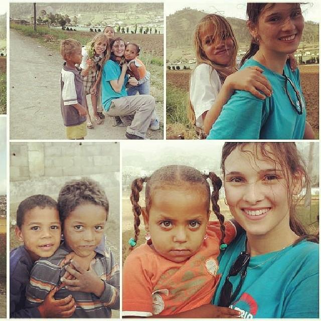 Vrijwilligerswerk World Servants in de Dominicaanse Republiek, vier huizen bouwen, zwerfkindjes.