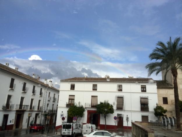 Antequera Malaga Spanje, tour Tui/Arke