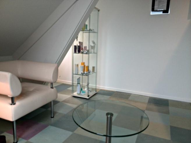 Wachtkamer, acnebehandeling Laser Skin Clinics Zwolle Stationsweg 5