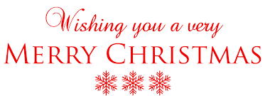 Quote Wishing You a Very Merry Christmas