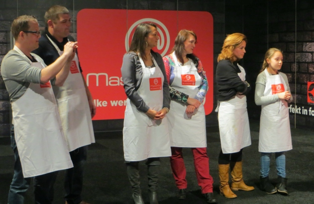 Taste of Christmas; een culinair kerstevent in Jaarbeurs Utrecht 12 tot 14 december 2014. Masterchef koken.
