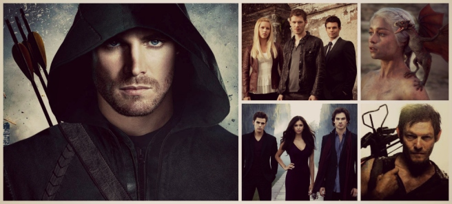 Tag | TV Series - Arrow, The Originals, The Vampire Diaries, The Walking Dead, Game of Thrones, Dexter, The Tribe, Teenwolf