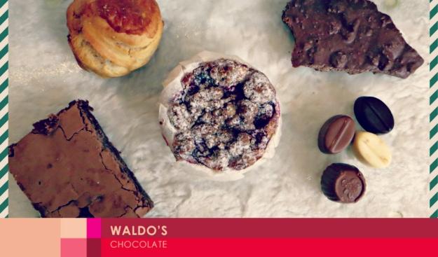 Chocolade getest van Waldo's Chocolate