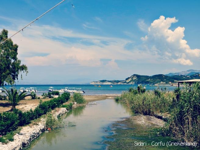 Review Sidari Corfu Griekenland