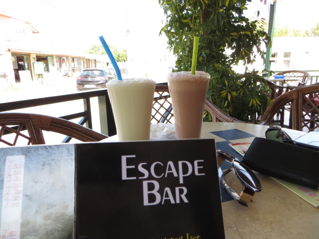 11. Escape Bar Sidari