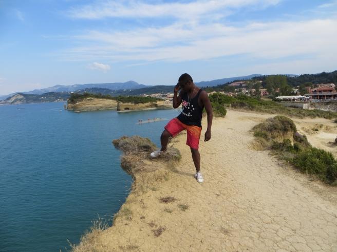 14. Jump Rock Sidari
