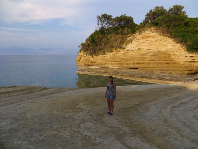 23. Sidari beach Corfu