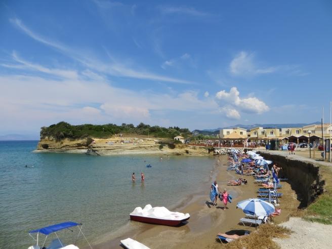 3. Sidari groot strand