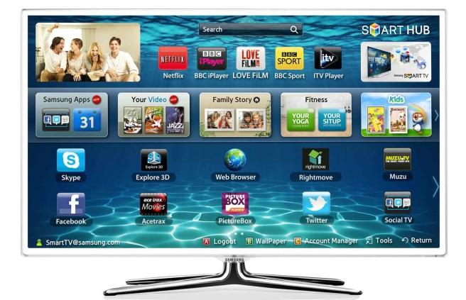 Televisie gewonnen Vara Gids: Samsung 32 inch Smart LED-TV