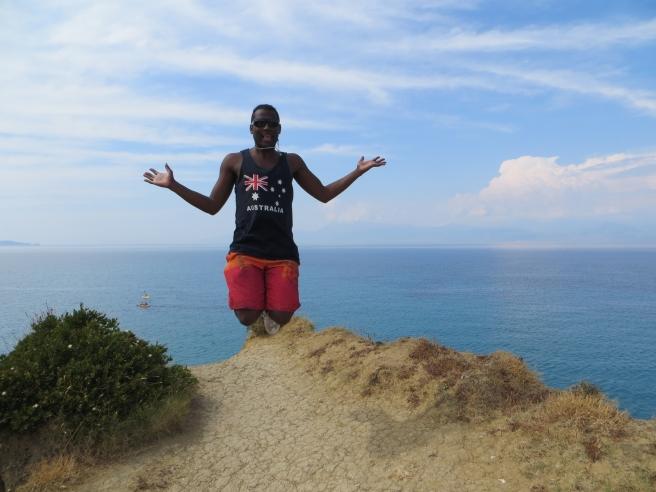 Peroulades, Corfu, Griekenland