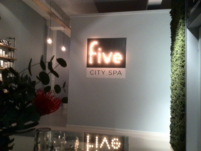 Treatwell: Five City Spa Utrecht