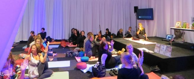 Workshops - Nationale Gezondheidsbeurs 2015 Utrecht