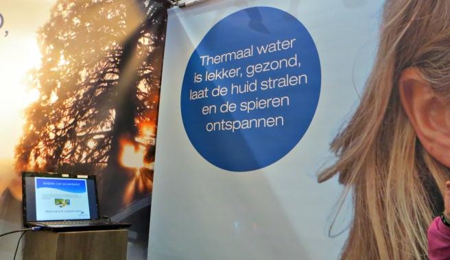 Stand Thermae 2000 - Nationale Gezondheidsbeurs 2015 Utrecht