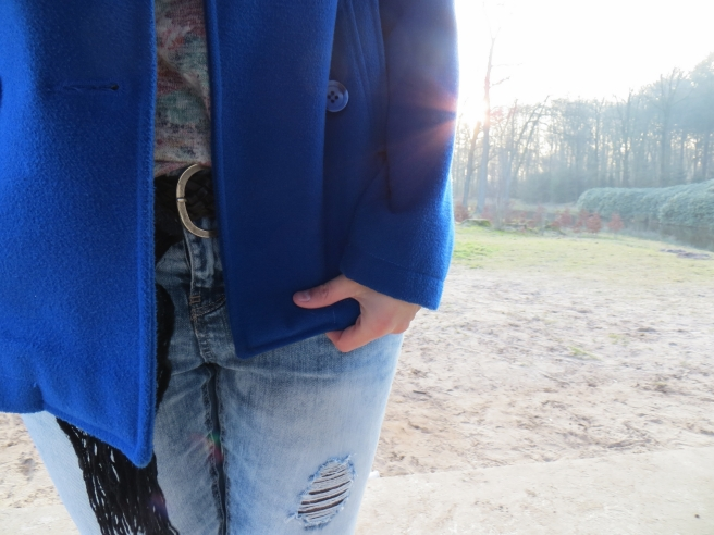 OOTD | Feeling a Little Blue in Barneveld