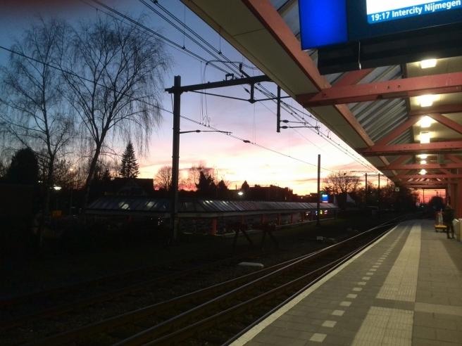 Station Ede