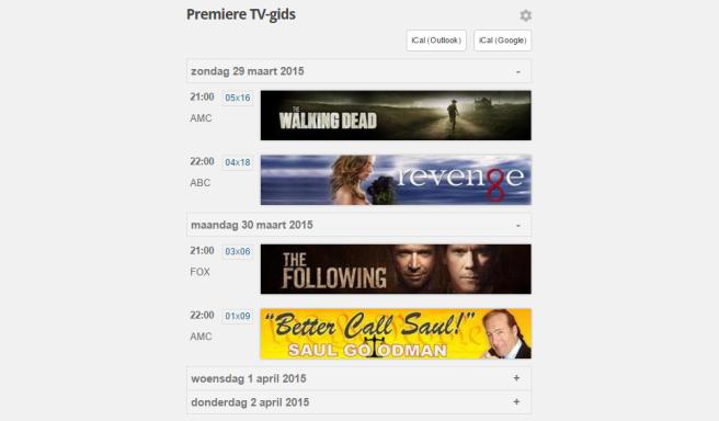 premiere tv gids