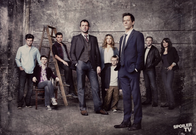 REVIEW/RECENSIE. Serie tips | The Following