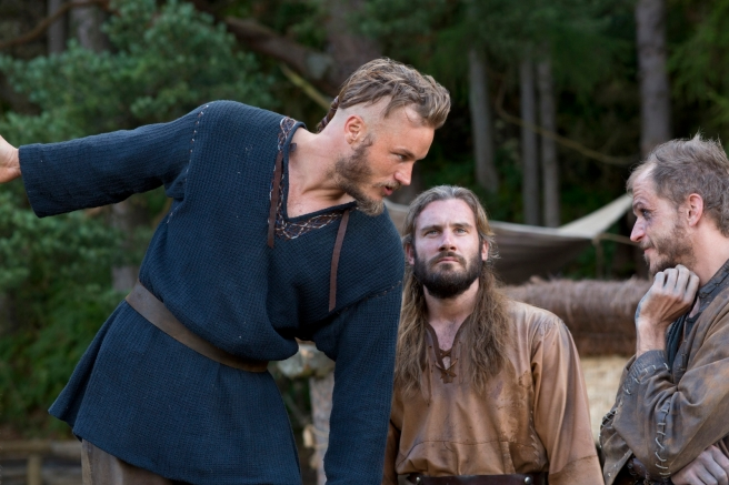 Serie tips Vikings. Source: http://www.history.com/shows/vikings . Vikings_Gallery_Ragnar_Rollo_Floki