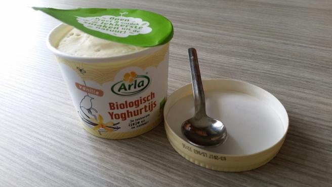 Arla Biologisch Yoghurtijs