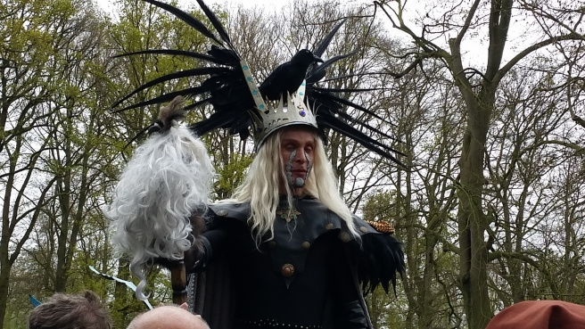 Elf Fantasy Fair 2015 white walker