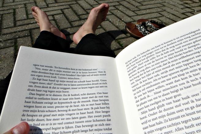 Boekrecensie | J. Sorensen - De bestemming van Violet & Luke