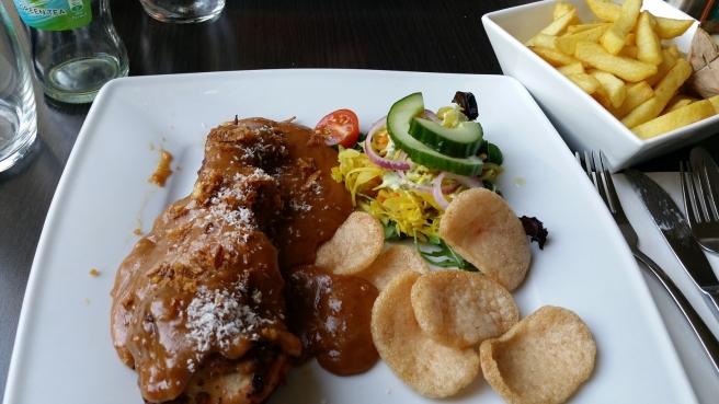 Uit eten sate Utrecht